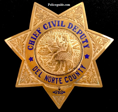 Del Norte Chief Civil Deputy