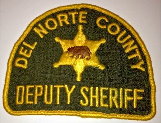 Del Norte County Deputy Sheriff Patch.