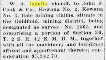 Goldfield News May 9, 1914 p6