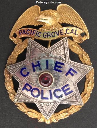 Monterey Co  Badges