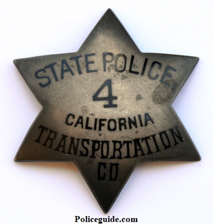 The California Transportation Company was owned and operated by Captains A. E. Anderson and A. Nelson