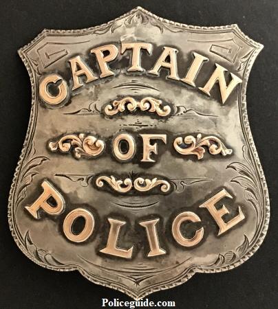 Sacramento Police Badges