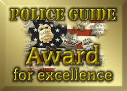 Police Guide Award of Excellence
